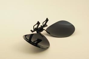 Антибликовая прищепка на очки арт. 140100